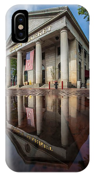 Quincy Market IPhone Case