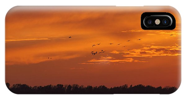 Quivira Sunset 1 IPhone Case