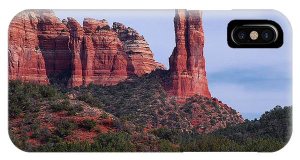 Rabbit Ear Rock IPhone Case