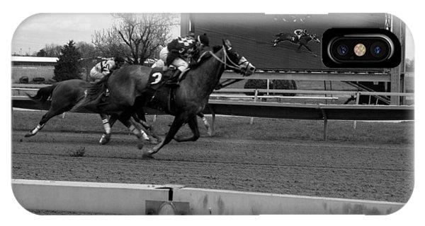 Race 4 IPhone Case