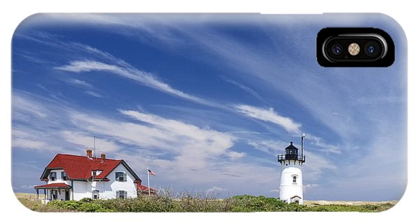 Race Point Light IPhone Case