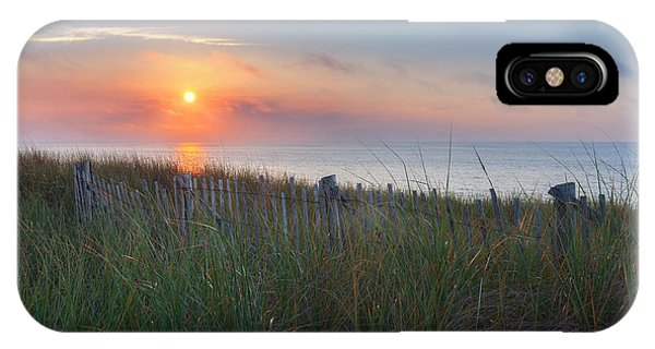 Race Point Sunset IPhone Case