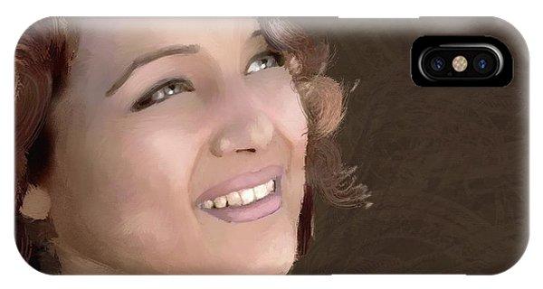 Rachel Weisz #1 IPhone Case