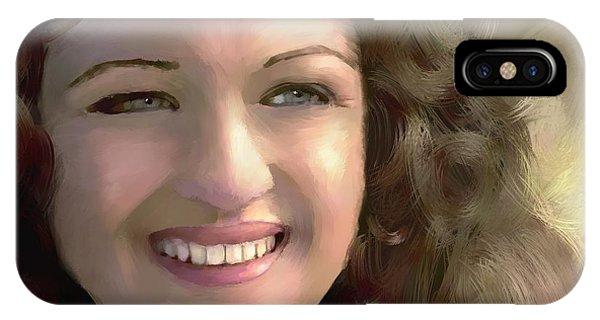 Rachel Weisz #2 IPhone Case