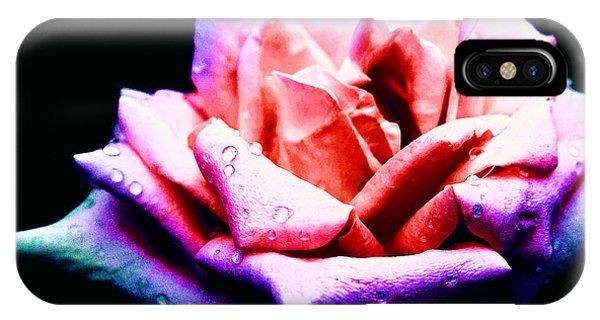 Rachel's Rose IPhone Case
