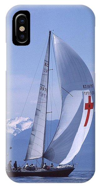 Racing 01 IPhone Case