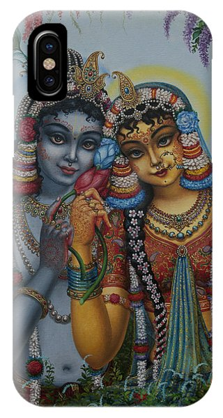 Radha Kunjabihari IPhone Case
