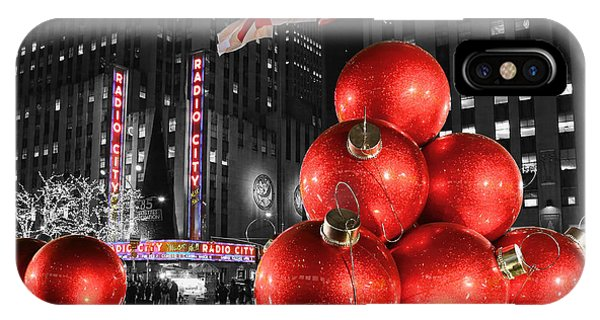 Rockettes iPhone Case - Radio City Music Hall In January  by Lee Dos Santos