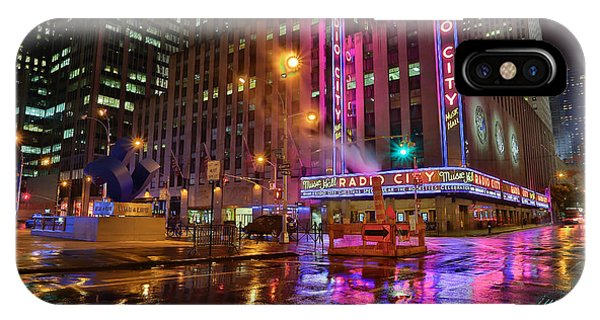 Rockettes iPhone Case - Radio City Music Hall N.y.c. by Jimmy Taaffe