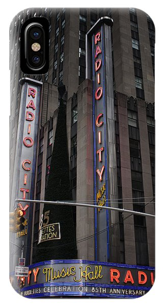 Rockettes iPhone Case - Radio City Music Hall by Teresa Mucha