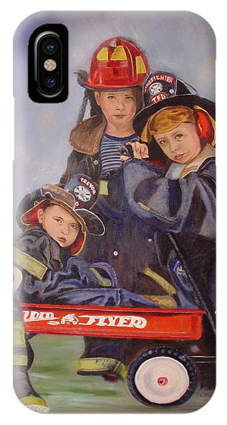 Radio Flyer IPhone Case