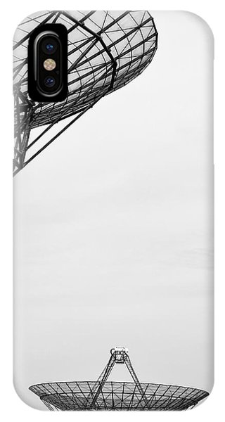 Radiotelescope Antennas.  IPhone Case