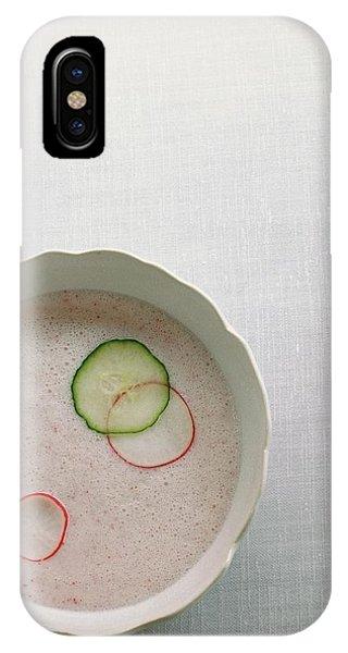Radish Buttermilk Soup IPhone Case