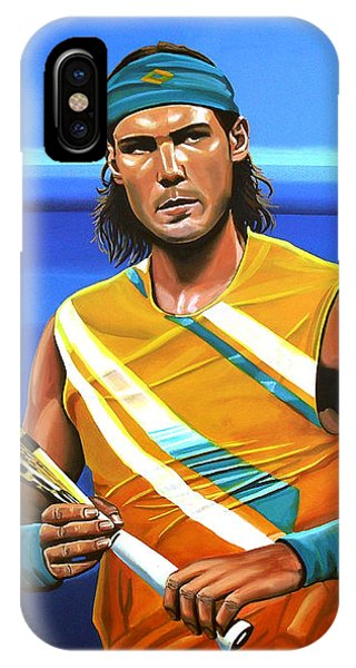 Rafael Nadal IPhone Case