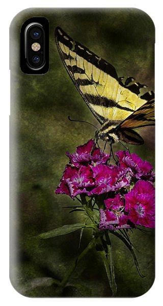 Ragged Wings IPhone Case