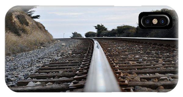 Rail Rode IPhone Case