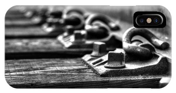 Rail Tie IPhone Case