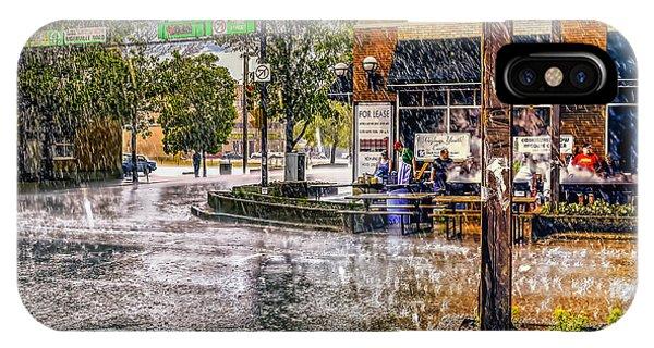 iPhone Case - Rainy Day. by Viktor Birkus