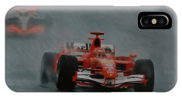 Rain Master IPhone Case