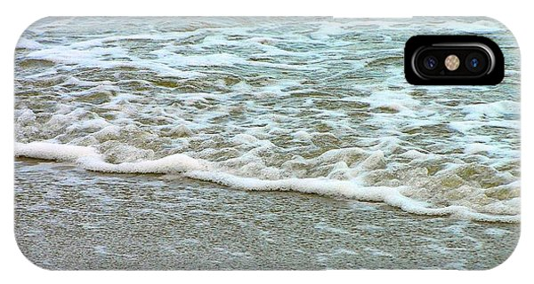 Rain Sea  IPhone Case