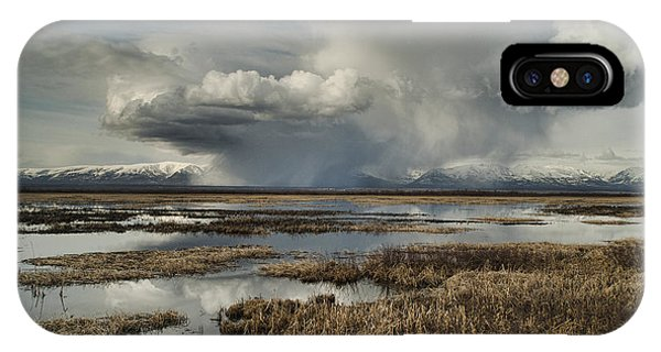 Rain Storm IPhone Case