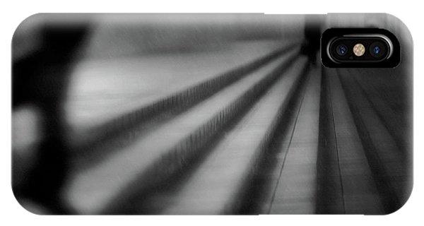 Staircase iPhone Case - Rain... by Teru