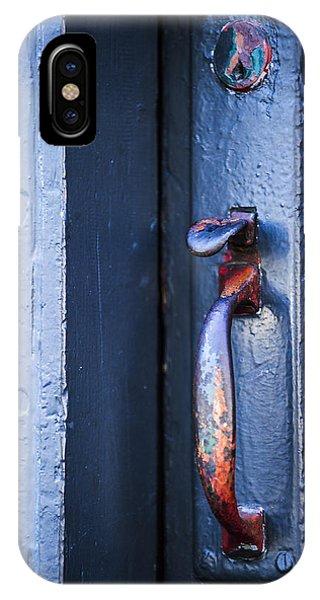 Rainbow Entry Phone Case by Sydney Mercer