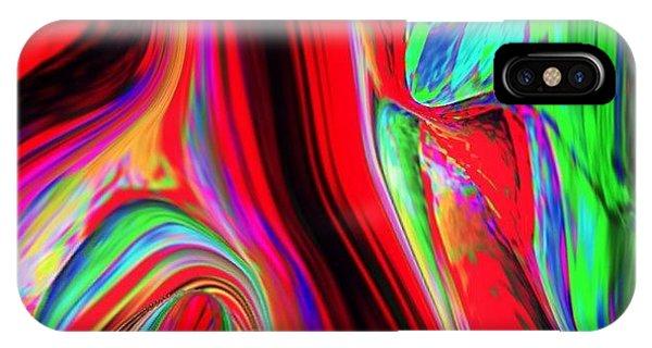 Rainbow Phone Case by HollyWood Creation By linda zanini