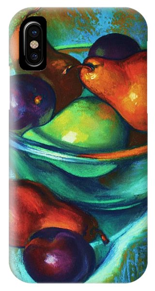 Rainbow Pears IPhone Case
