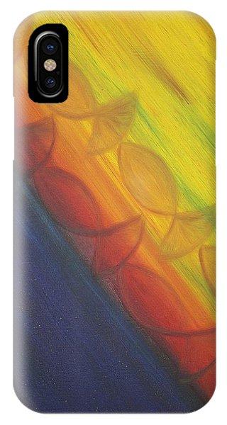 Rainbow Run IPhone Case