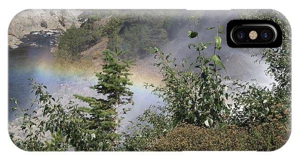 Rainbow Phone Case by Shelley Ewer