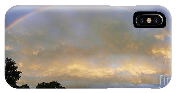 iPhone Case - Rainbow by Tony Cordoza