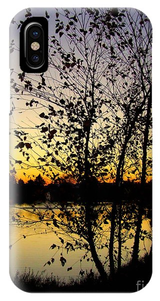 Rainbowfoutain Two IPhone Case