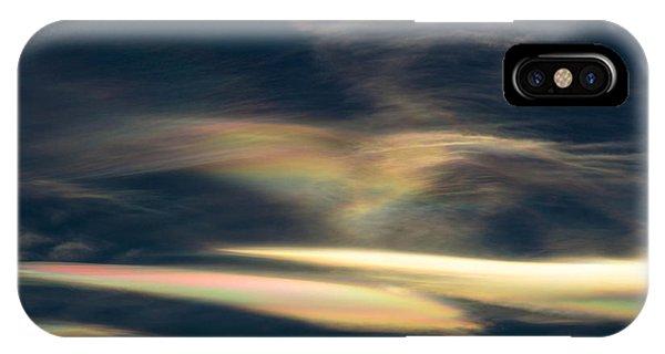 Rainbow Hearts IPhone Case