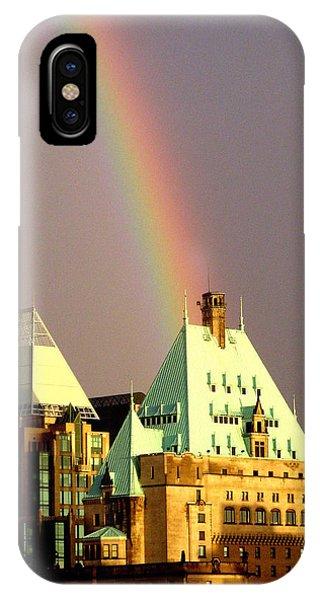 Rainbow's End IPhone Case