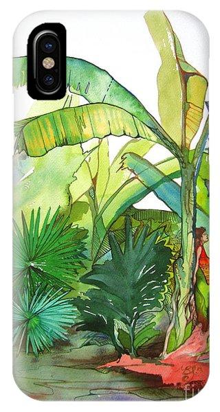 Rainforest Phone Case by Maya Simonson