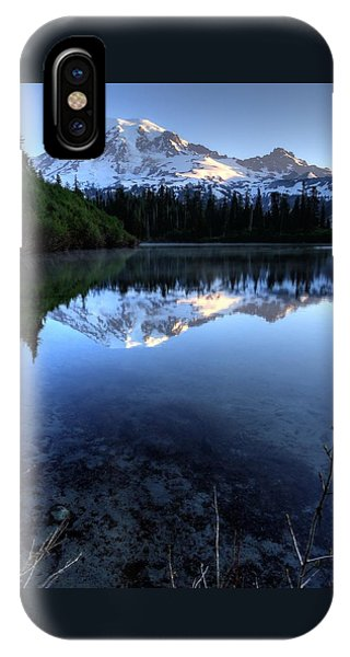 Rainier Redefined IPhone Case