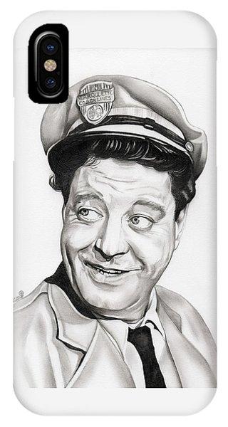 Ralph Kramden IPhone Case