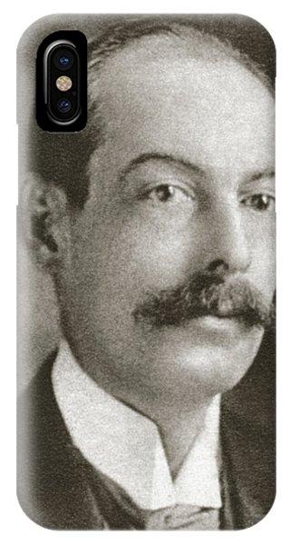 Ram�n Maximiliano Vald�s (1867-1918) Phone Case by Granger