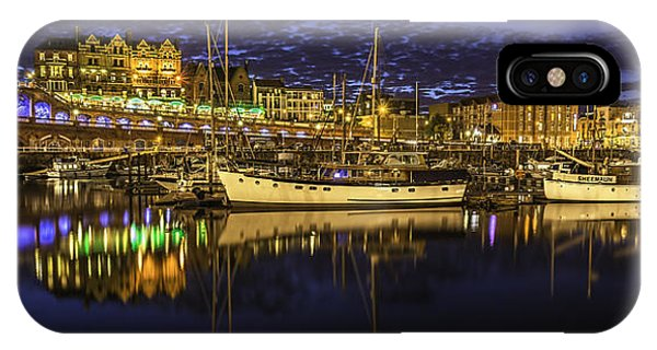 Ramsgate Marina IPhone Case
