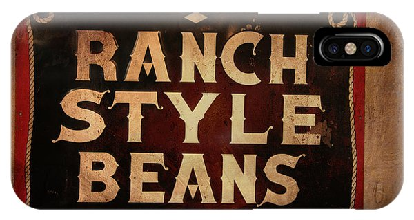 Ranch Style Beans IPhone Case
