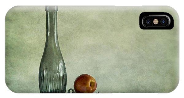 Still Life iPhone X Case - Random Still Life by Priska Wettstein