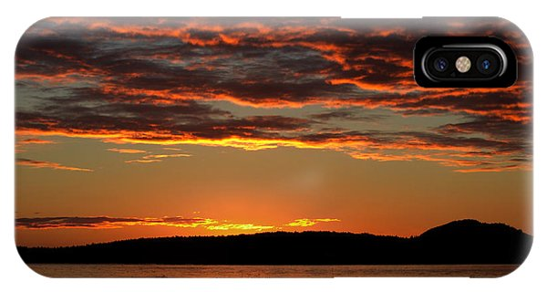 Rathtrevor Sunrise IPhone Case