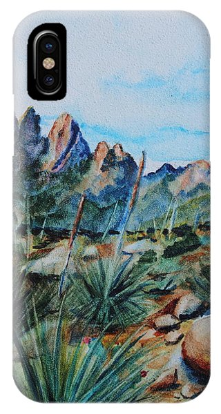 Rattlesnake Told Me To Follow The Sun IPhone Case