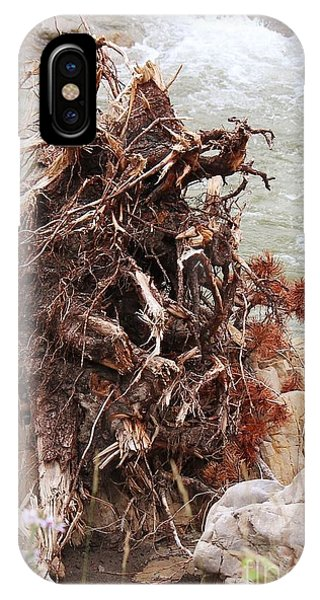 Ravaged Roots IPhone Case