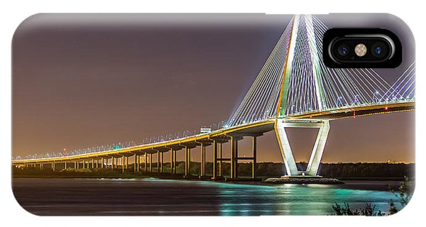 Ravenel Bridge - Charleston IPhone Case