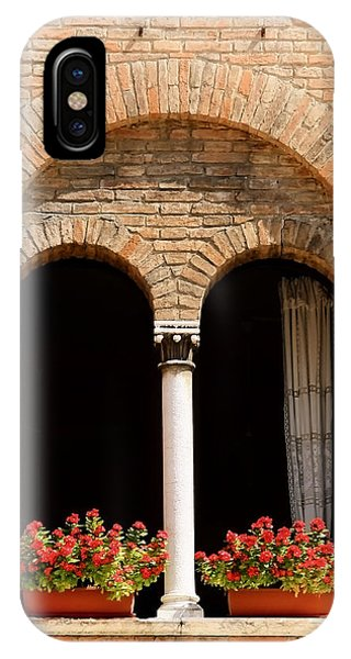 Ravenna Window IPhone Case