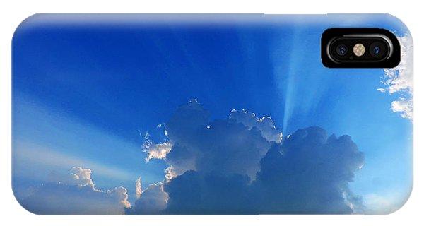 Rays Phone Case by Ayan Mukherjee