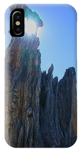 Rays Beyond IPhone Case
