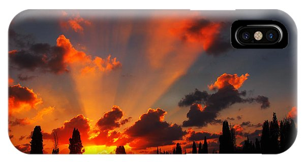 Rays Of Hope 02 IPhone Case